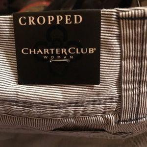 Charter Club Pants - Charter club capris